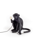 Monkey Sitting Lamp Outdoor