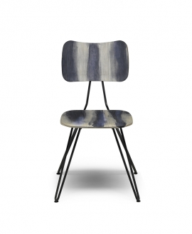 Overdyed Side Chair