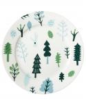 Forest Dinner Plate