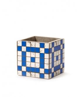 Pot Marie Mozaic Blue - Serax
