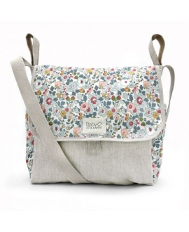 Baby Shower - Panier Liberty Betsy Stroller Bag
