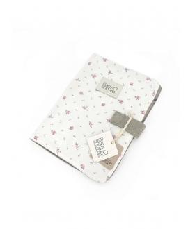 Baby Shower - Vintage Bloom Document Folder