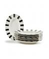 Oval Dish S Lines Pasta - Serax