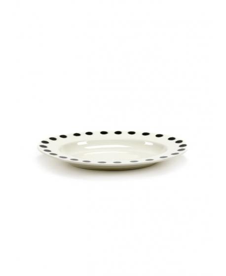 Oval Dish M Dots Pasta - Serax