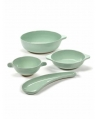 Bowl L Turquoise TABLE NOMADE - Serax