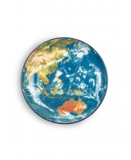 Cosmic Diner Earth Asia Tray - Seletti