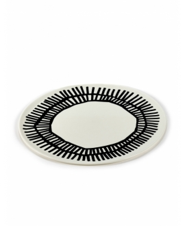 Plate White Table Nomade - Serax