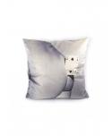 Toiletpaper Cushion Two of spades - Seletti