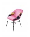 Toiletpaper Chair Lipsticks Pink - Seletti
