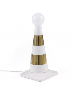 Street Life  -  Dimmable Table Lamp