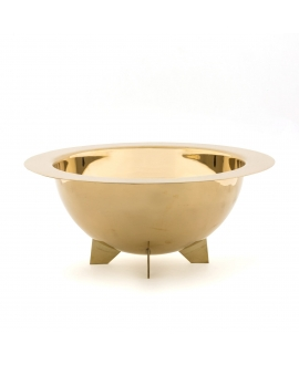 Cosmic Dinner Collection - Lunar Salad Bowl