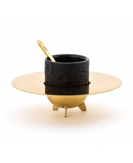Cosmic Dinner Collection - Lunar Coffe Set