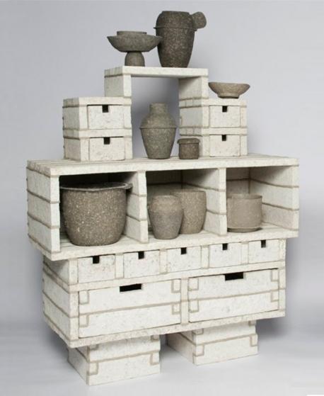Paperpulp Cabinet