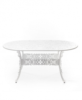 Industry Collection Oval Table