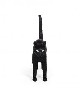 Cat Lamp - Jobby Black