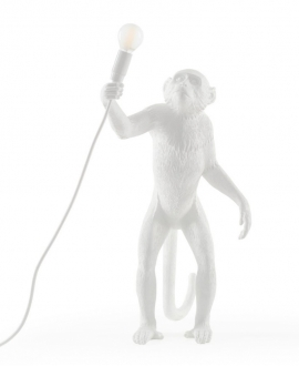 The Monkey Lamp Standing Version Indoor - Seletti