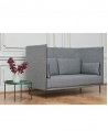 SILHOUETTE SOFA HIGH BACKED