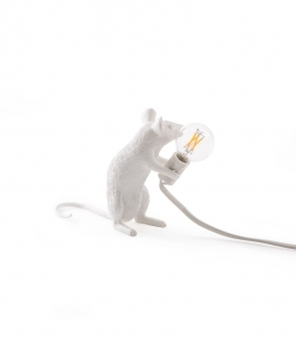Mouse Lamp / Mac - Sitting