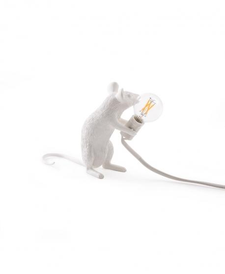 Mouse Lamp / Mac - Sitting