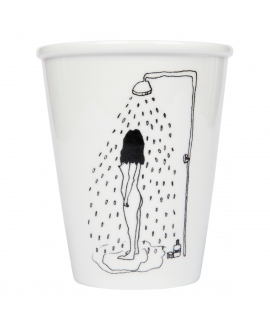 Trapeze Girl Cup