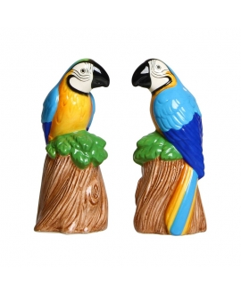 Parrot salt & pepper