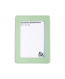 Photoframe green small