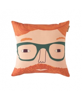 Donna Wilson - Ginger Man Cushion