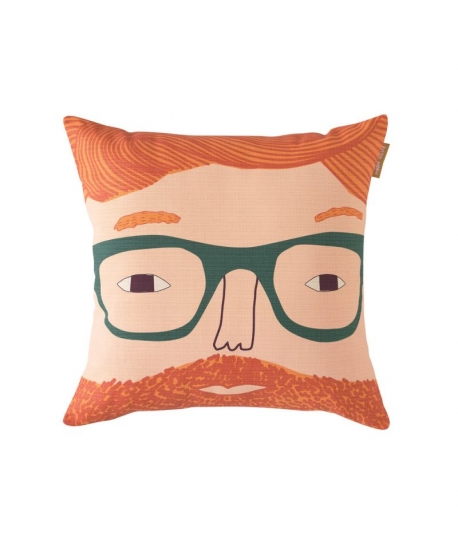 Ginger Man Cushion