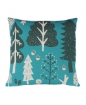 Donna Wilson - Forest Cushion – Turquoise