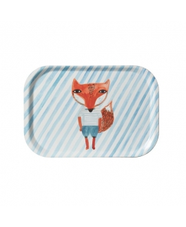 Donna Wilson - Fox Stripe Mini Tray