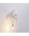 Bird Lamp White Waiting - Seletti
