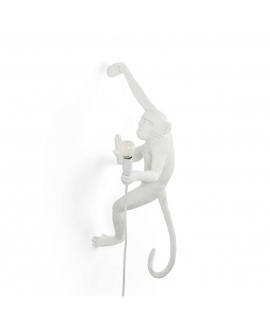 Monkey Lamp Hanging Version Right- Seletti