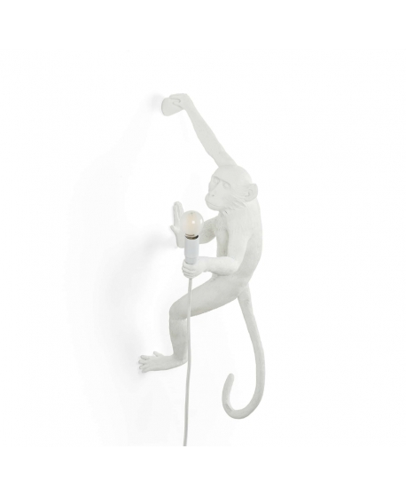 Monkey Lamp Hanging Version Right- Seletti
