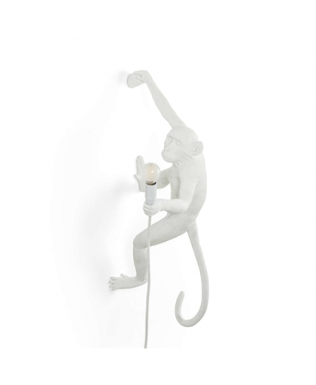 Monkey Lamp Hanging OUTDOOR Version Right - Seletti