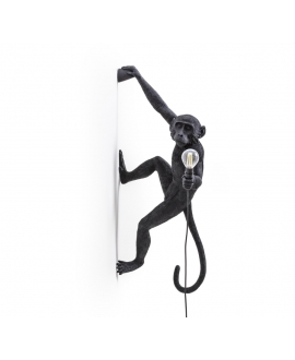 Monkey Lamp  Hanging Version Right - Seletti