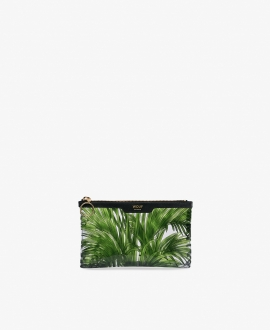 WOUF - Tropicana Vinyl Pocket Clutch Bag