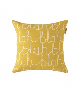 Donna Wilson - Blah Blah Cushion