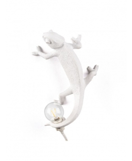Chameleon Lamp Going Up - Seletti