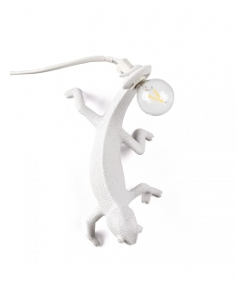 Chameleon Lamp Going Down - Seletti