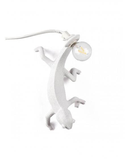Chameleon Lamp Going Down - Seletti