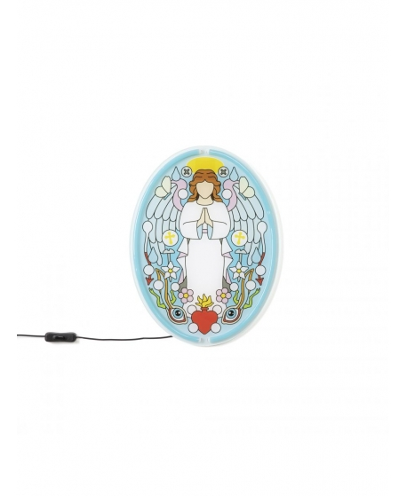 Gospel LED Neon Sings, Angel Gabriel - Seletti