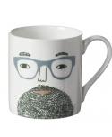 Donna Wilson - Beardy Man Mug
