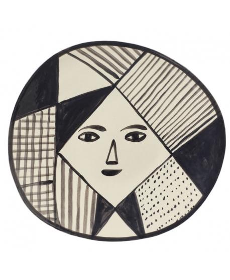 Donna Wilson - Mono Face Platter