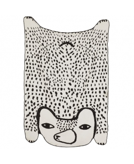 Donna Wilson - Bear Shaped Cotton Throw