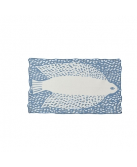 Donna Wilson - Bird Cotton Mini Blanket