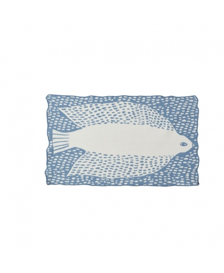 Donna Wilson - Bird Cotton Mini Blanket