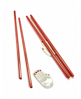 Chopstick Holder (x2) TABLE NOMADE - Serax
