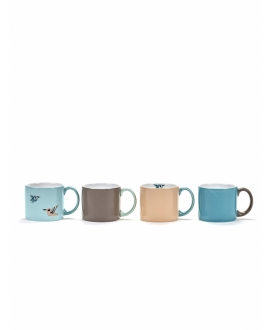 Fiep Mug Birds Set/4 - Serax