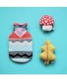 Donna Wilson - Mushroom Shaped Mini Cushion