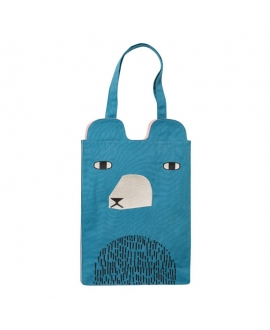 Donna Wilson - Ted Bear Tote Bag